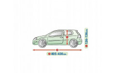 Чехол-тент для автомобиля Perfect Garage. Размер: L1 hb/kombi на Toyota Auris 2006-2012