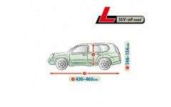 Автомобильный тент Perfect Garage. Размер L Suv/Off-road на Toyota RAV 4 2007-2012