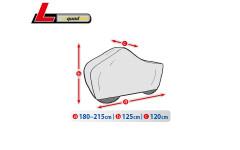 Тент для квадроциклов Basic Garage Quad - размер L