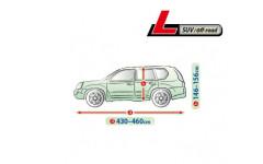 Автомобильный тент Perfect Garage. Размер L Suv/Off-road на Toyota RAV 4 2001-2006