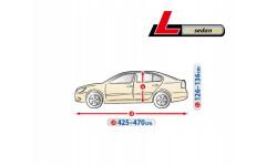 Чехол-тент для автомобиля Optimal Garage. Размер: L Sedan на Toyota Avensis 2008-