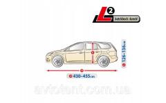 Чехол-тент для автомобиля Optimal Garage. Размер: L2 hb/kombi на Toyota Matrix 2003-2008