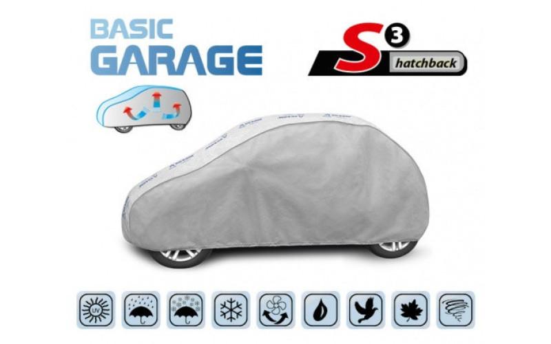Автомобильные тенты Basic Garage. Размер: S3 hb Citroen C1 2005-