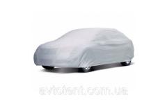 Чехол (тент) на легковой автомобиль Lavita с подкладкой Размер L на Toyota Auris 2013-