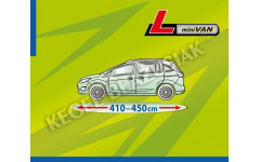 Чехол-тент для автомобиля Mobile Garage. Размер: L mini VAN на Toyota Verso 2013-