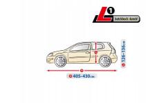 Чехол-тент для автомобиля Optimal Garage. Размер: L1 hb/kombi на Toyota Auris 2013-