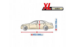 Чехол-тент для автомобиля Optimal Garage. Размер: XL Sedan на Toyota Camry 2011-