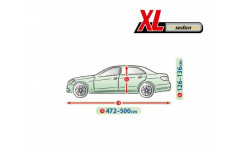 Автомобильный тент Perfect Garage. Размер: XL Sedan на Toyota Camry 2006-2011
