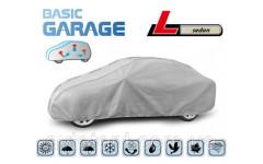 Тент-чехол для автомобиля Basic Garage. Размер: L Sedan на Toyota Corolla 2016-