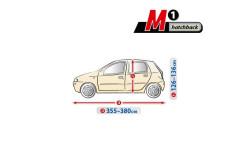 Чехол-тент для автомобиля Optimal Garage. Размер: M1 hb Toyota Yaris 2006-2010