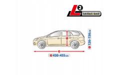 Чехол-тент для автомобиля Optimal Garage. Размер: L2 hb/kombi на Toyota Prius 2015-
