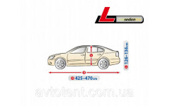 Чехол-тент для автомобиля Optimal Garage. Размер: L Sedan на Toyota Corolla 2000-2006