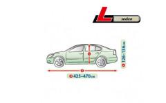 Чехол-тент для автомобиля Perfect Garage. Размер: L Sedan на Toyota Carina E 1992-1997