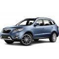 Тент для Hyundai Santa Fe 2010-2012