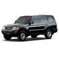 Тент для Mitsubishi Pajero Wagon 2002-2006
