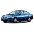 Тент для Nissan Almera 2000-