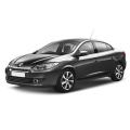 Тент для Renault Fluence 2009-