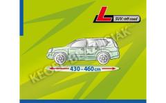 Чехол-тент для автомобиля Mobile Garage. Размер L Suv/Off-road на Toyota RAV 4 2016-