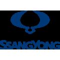 Тент на Ssang Yong